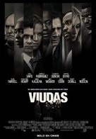 Widows - Spanish Movie Poster (xs thumbnail)