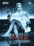 Basic Instinct - Polish DVD movie cover (xs thumbnail)