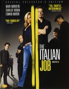 The Italian Job - South Korean DVD movie cover (xs thumbnail)
