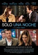 Last Night - Spanish Movie Poster (xs thumbnail)
