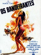 Os Bandeirantes - French Movie Poster (xs thumbnail)