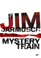Mystery Train - Polish DVD cover (xs thumbnail)