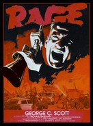 Rage - French Movie Poster (xs thumbnail)