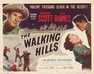 The Walking Hills - Movie Poster (xs thumbnail)