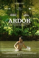 El Ardor - Spanish Movie Poster (xs thumbnail)