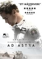Ad Astra - Swedish Movie Poster (xs thumbnail)