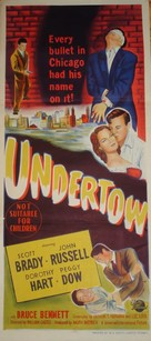 Undertow - Australian Movie Poster (xs thumbnail)