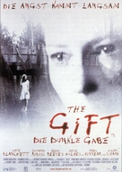The Gift - German Movie Poster (xs thumbnail)