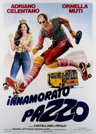 Innamorato pazzo - Italian Theatrical poster (xs thumbnail)