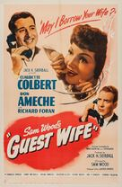 Guest Wife - Movie Poster (xs thumbnail)