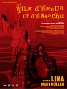 Film d'amore e d'anarchia, ovvero 'stamattina alle 10 in via dei Fiori nella nota casa di tolleranza...' - French Movie Poster (xs thumbnail)