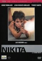 """""""La Femme Nikita"""" - Hungarian Movie Cover (xs thumbnail)"""