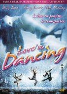 Love N' Dancing - French DVD movie cover (xs thumbnail)