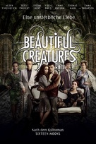 Beautiful Creatures - German Video on demand movie cover (xs thumbnail)