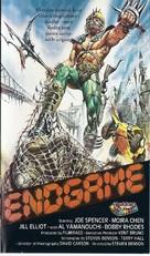Endgame - Bronx lotta finale - Danish VHS cover (xs thumbnail)