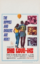 The Love-Ins - Movie Poster (xs thumbnail)