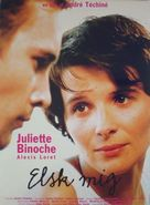 Alice et Martin - Danish Movie Poster (xs thumbnail)