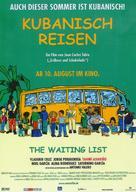 Lista de espera - German poster (xs thumbnail)