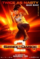 StreetDance 2 - British Movie Poster (xs thumbnail)