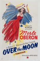 Over the Moon - Movie Poster (xs thumbnail)