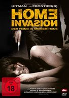 Home Invasion - German DVD cover (xs thumbnail)