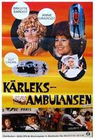Les novices - Swedish Movie Poster (xs thumbnail)