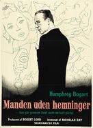 In a Lonely Place - Danish Movie Poster (xs thumbnail)