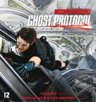 Mission: Impossible - Ghost Protocol - Belgian Blu-Ray cover (xs thumbnail)