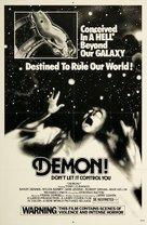 God Told Me To - Movie Poster (xs thumbnail)