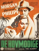 Orgueilleux, Les - Danish Movie Poster (xs thumbnail)