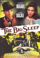 The Big Sleep - Spanish Movie Poster (xs thumbnail)