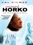 The Steam Experiment - Czech Movie Poster (xs thumbnail)