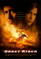 Ghost Rider - German Movie Poster (xs thumbnail)