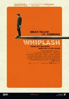 Whiplash - Czech Movie Poster (xs thumbnail)