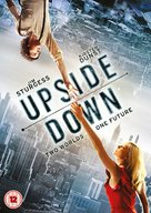 Upside Down - British DVD cover (xs thumbnail)