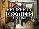 """""""Property Brothers at Home"""" - Movie Poster (xs thumbnail)"""