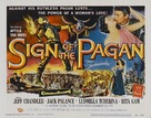 Sign of the Pagan - Movie Poster (xs thumbnail)