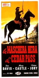 The Last Stagecoach West - Italian Movie Poster (xs thumbnail)