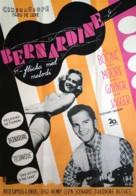 Bernardine - Swedish Movie Poster (xs thumbnail)