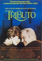 Tribute - Spanish Movie Poster (xs thumbnail)