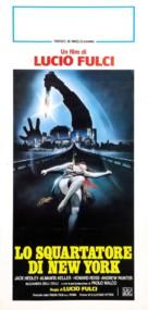 Lo squartatore di New York - Italian Movie Poster (xs thumbnail)