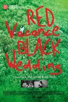 Bul-eun ba-kang-seu geom-eun we-ding - South Korean Movie Poster (xs thumbnail)