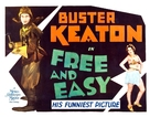 Free and Easy - Theatrical poster (xs thumbnail)
