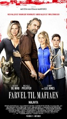 The Family - Norwegian Movie Poster (xs thumbnail)
