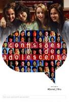 Confissões de Adolescente - Brazilian DVD cover (xs thumbnail)