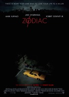 Zodiac - Norwegian Movie Poster (xs thumbnail)