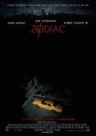 Zodiac - Norwegian Movie Poster (xs thumbnail)