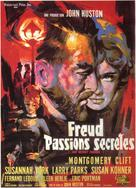 Freud - French Movie Poster (xs thumbnail)