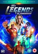 """""""DC's Legends of Tomorrow"""" - British Movie Cover (xs thumbnail)"""