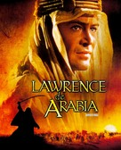 Lawrence of Arabia - Mexican Blu-Ray cover (xs thumbnail)